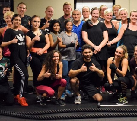 Cardioboxing in Sliedrecht